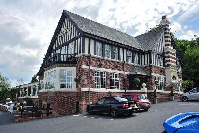 VOTES:The Holt Fleet Pub, Holt Heath, which has had nominations