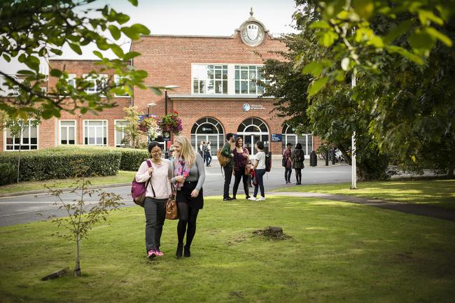 University of Worcester up for 3 national sustainability awards
