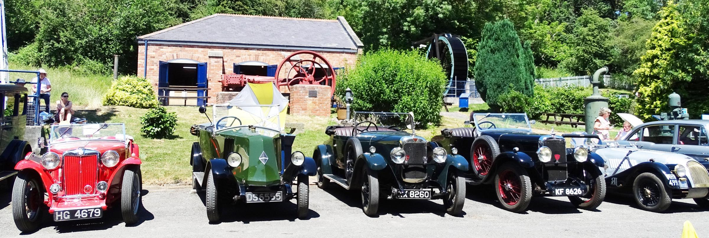 Waterworks Museum Gala Day