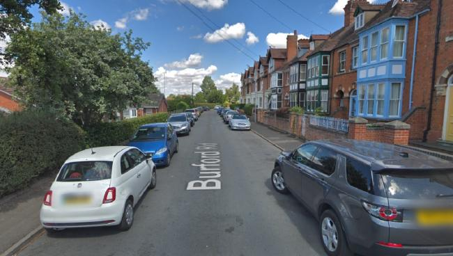 BREAK INS: Burford Road, Evesham. Picture: Google Street View