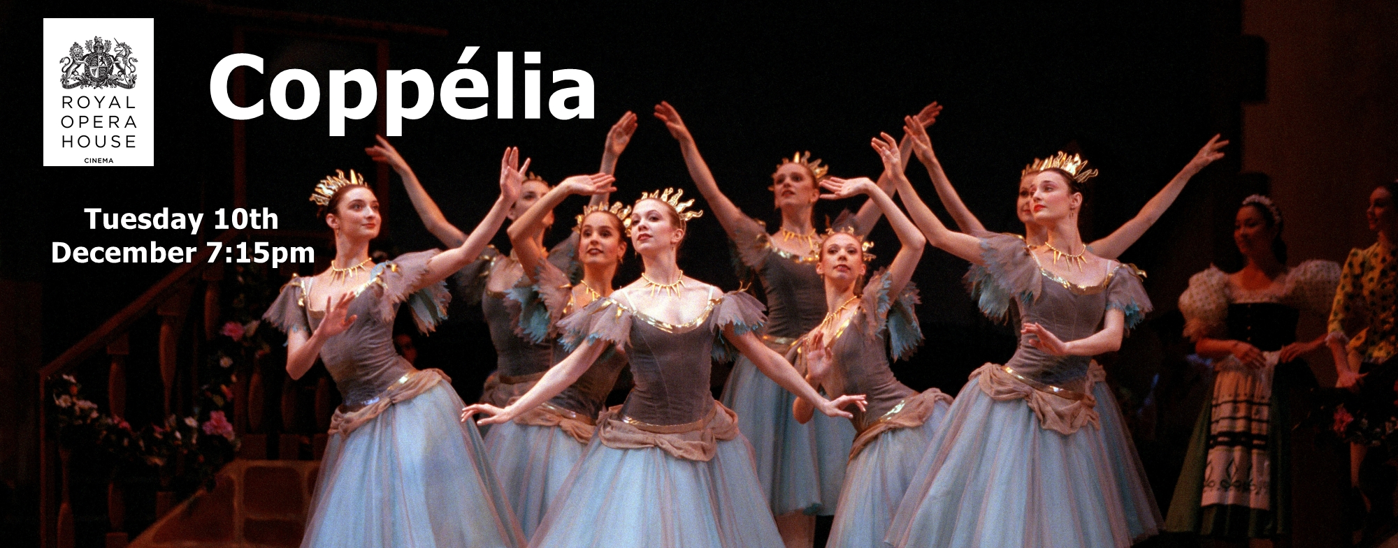 Live from ROH London: Coppélia