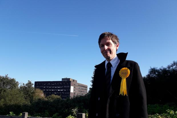 Ian Flynn is the Liberal Democrat parliamentary candidate for Dudley North