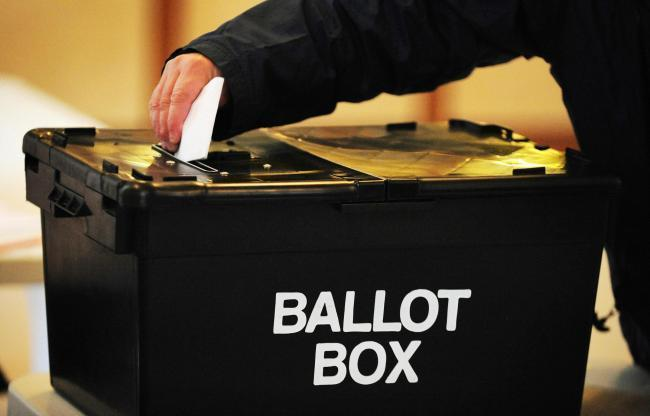 The general election will take place on December 12