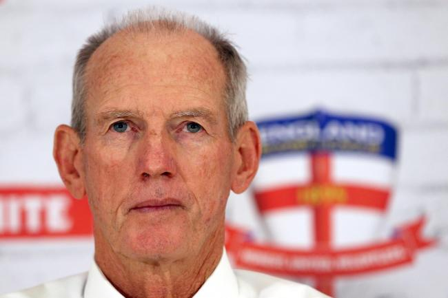 Wayne Bennett is still waiting to discover if he will continue as England coach