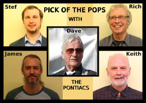 The Pontiacs 'Pick of the Pops' Dance Party