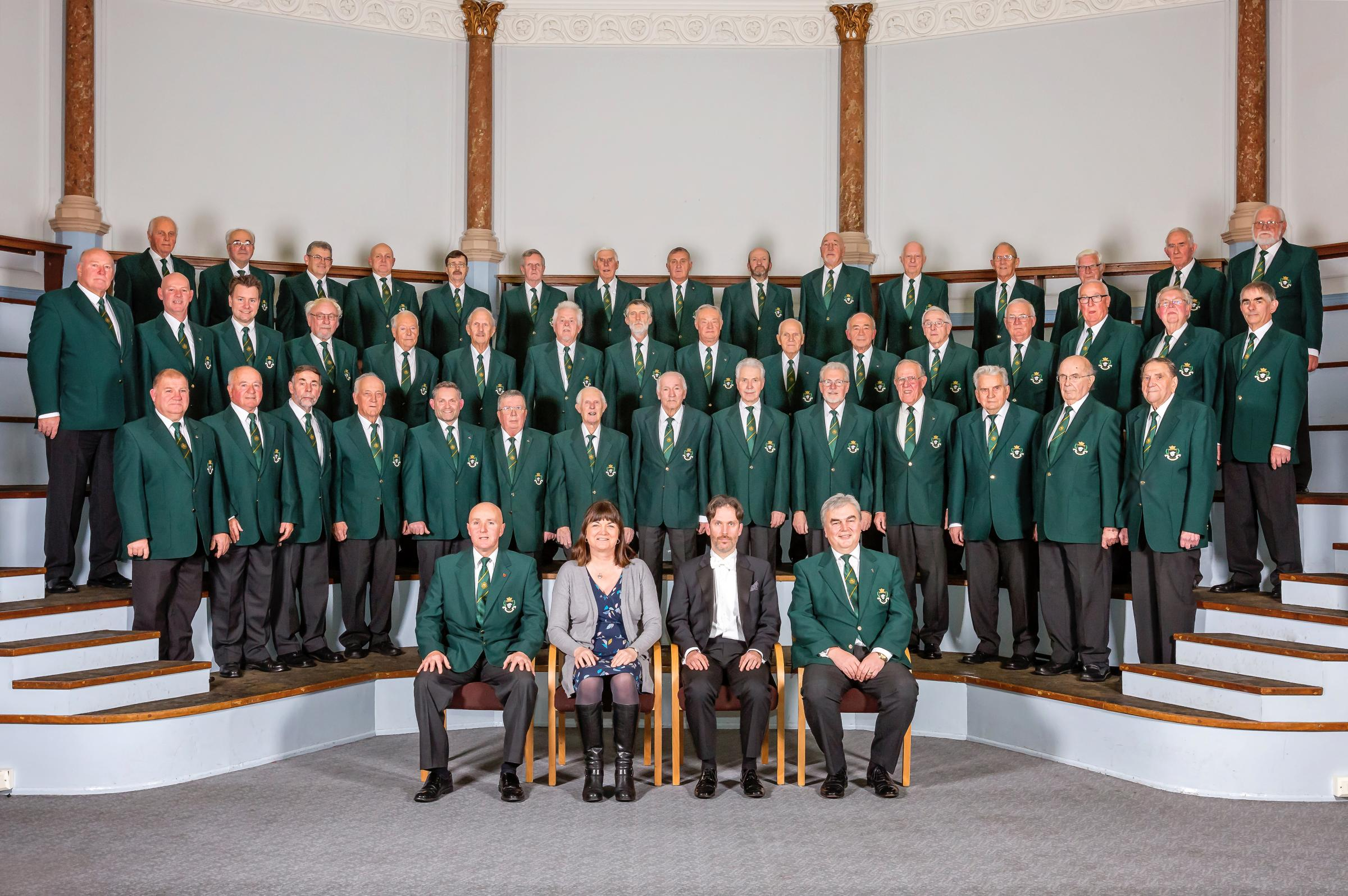 Hereford Police Male Voice Choir in Concert