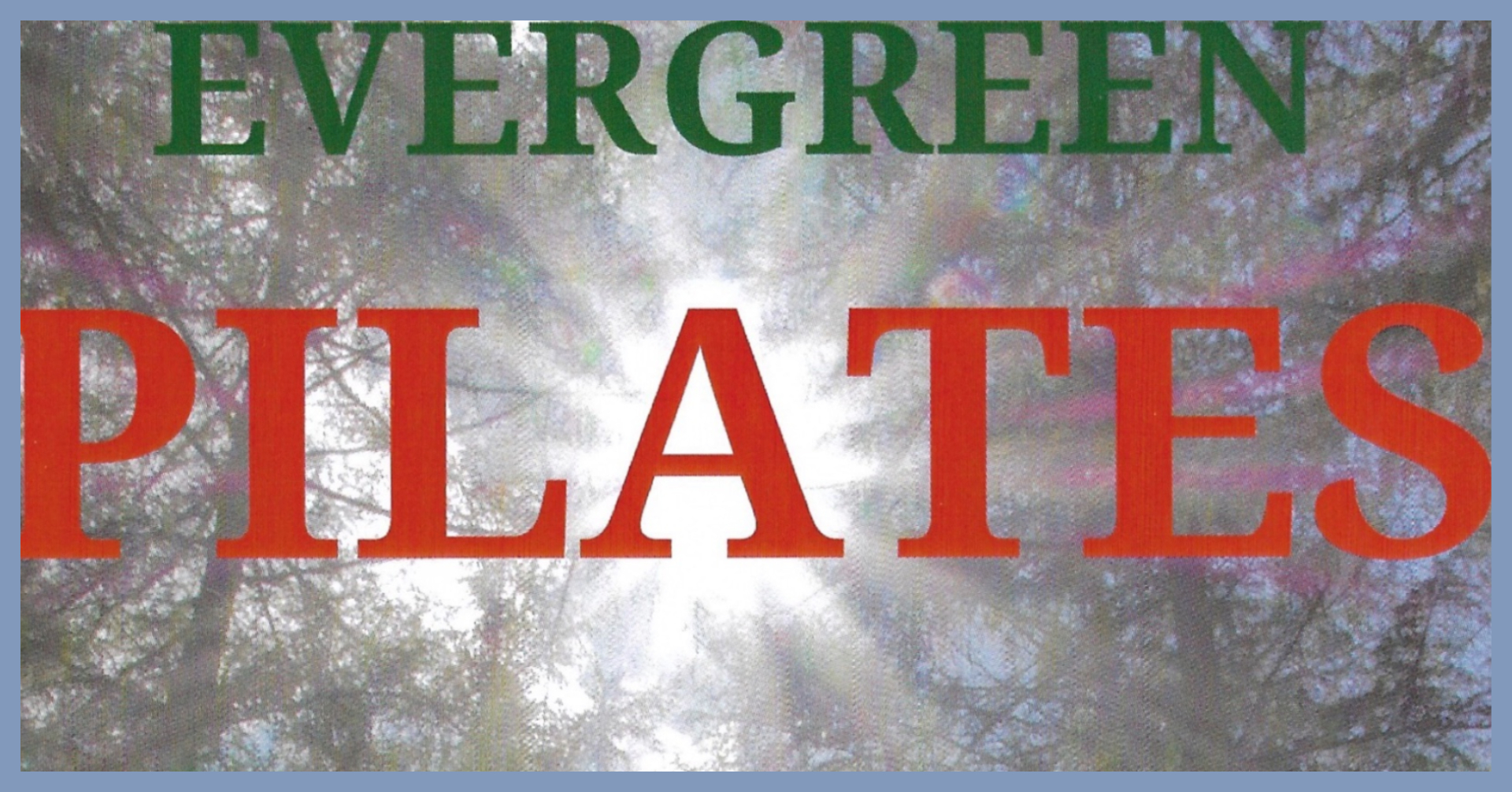 Evergreen Pilates