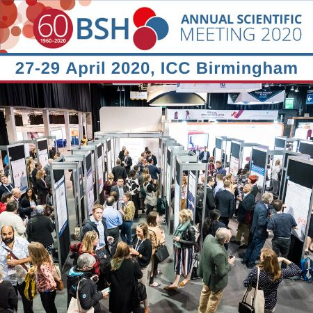 BSH 2020 | 60th Annual Scientific Meeting | British Society for Haematology