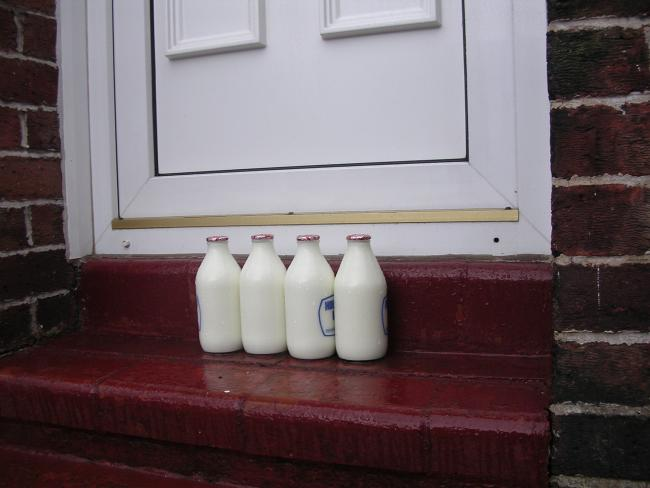 Milk deliveries