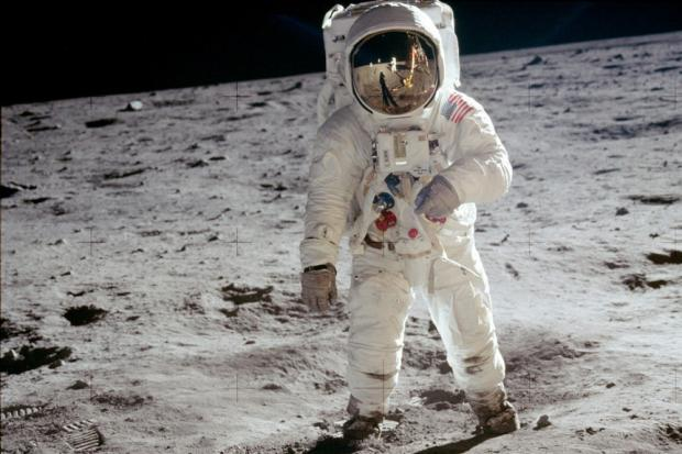 CONSPIRACY THEORIES: The Moon landing in 1969