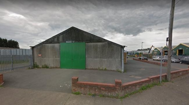 PLAN: A gym could be built on the site of an old MOT garage in Weir Lane