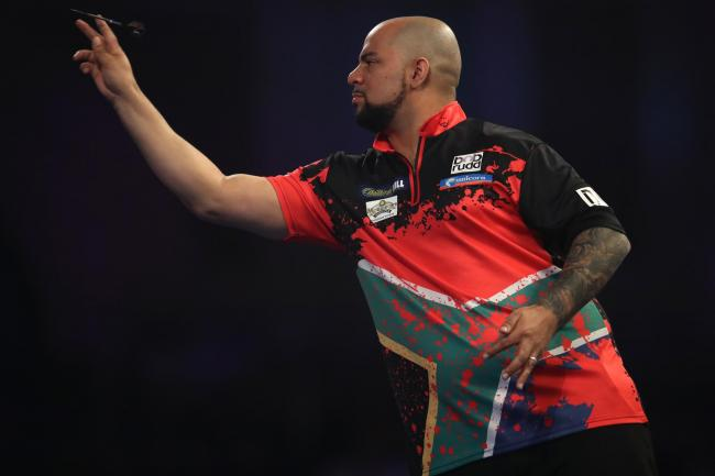 Devon Petersen proved a star from the comfort of his own home