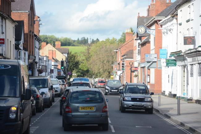 Businesses in Tenbury are looking to adapt where possible.