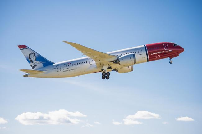 Norwegian confirms when they will resume flights from the UK to Europe. Picture: Norwegian