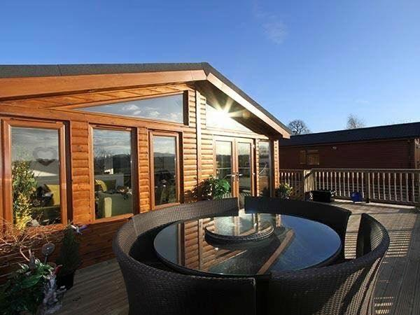 Ludlow Advertiser: What the luxury holiday cabins would look like