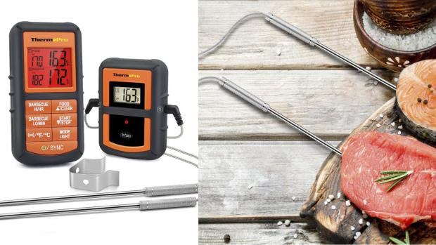 Ludlow Advertiser: This probe thermometer is versatile and accurate. Credit: Amazon