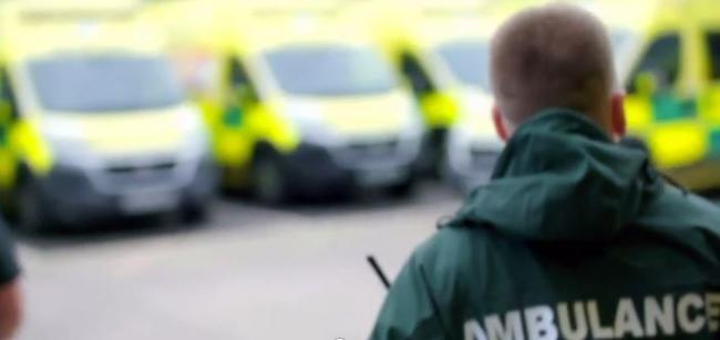 A still from Paramedics: Britain's Lifesavers which begins on Channel 4 on July 13.