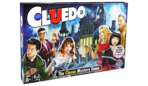 Ludlow Advertiser: Cluedo board game. Picture: Hasbro Gaming