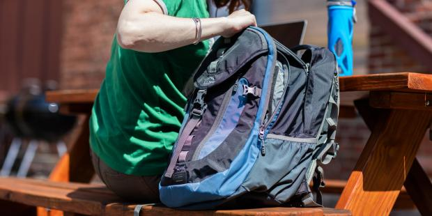 Ludlow Advertiser: This sturdy pack is always a great choice. Credit: Reviewed / Jackson Ruckar