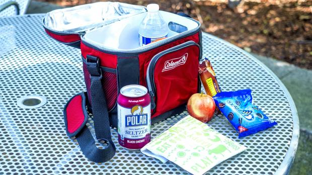 Ludlow Advertiser: A packed lunch brings a sense of normalcy. Credit: Reviewed / Jackson Ruckar