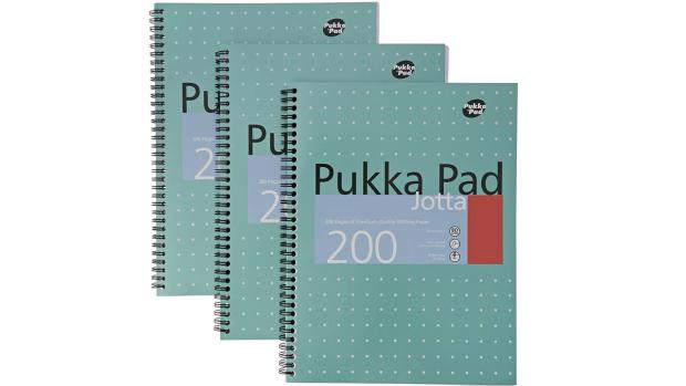 Ludlow Advertiser: A notebook for every subject Credit: Pukka Pad
