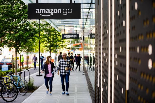 Amazon to open 30 physical shops across the UK with no tills. Picture: Amazon