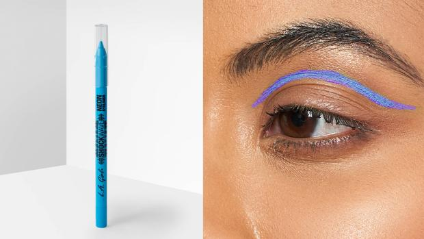 Ludlow Advertiser: Add some flair to your eye look with the L.A. Girl Shockwave Neon Liner. Credit: L.A. Girl