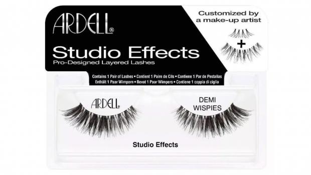 Ludlow Advertiser: When you want to feel extra glam, try a pair of the Ardell Eyelash Demi Wispies Studio Effects. Credit: Ardell