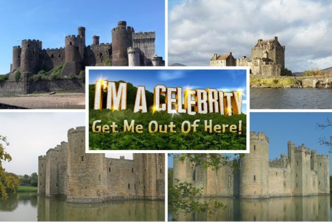 I'm a Celebrity UK: Several ruined castles where the ITV show could take place