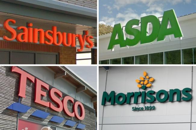 Asda, Tesco, Sainsbury's, Morrisons, and Iceland urgently recall these items