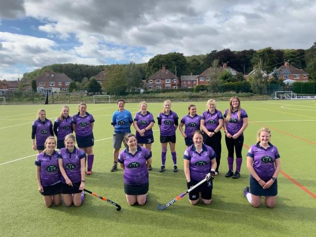 Ludlow Hockey Ladies got their season underway in the Shropshire League by beating Shrewsbury seconds 1-0.