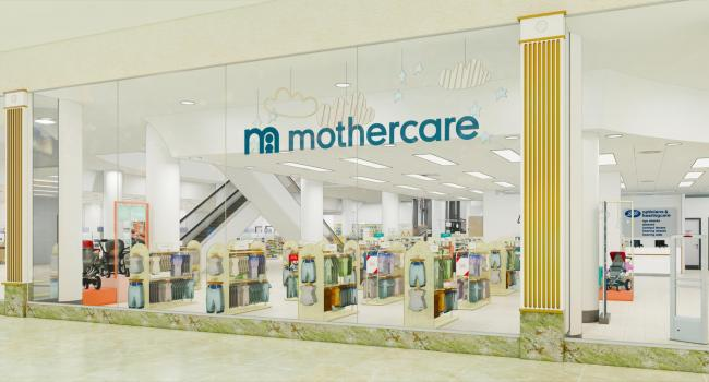 Mothercare returns to the high street within hundreds of Boots stores. Picture: Boots