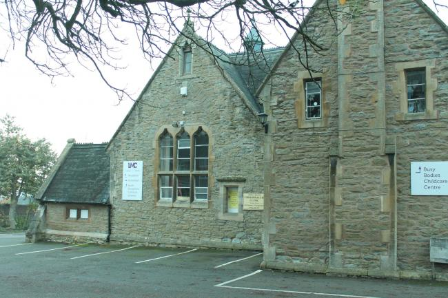 Ludlow Mascall Centre in Lower Galdeford