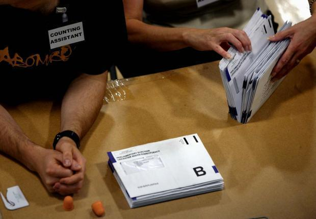 Voters encouraged to sign up to postal voting for May local elections