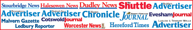 Ludlow Advertiser: leaflet distribution with our local newspapers