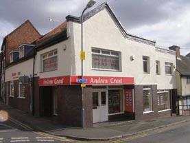 Andrew Grant Kidderminster office