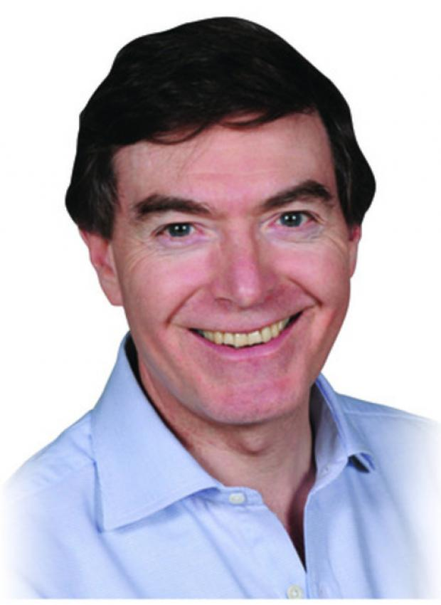 Ludlow's MP Philip Dunne is concerned the campaign to keep a GP surgery in town will hit the health village plans.