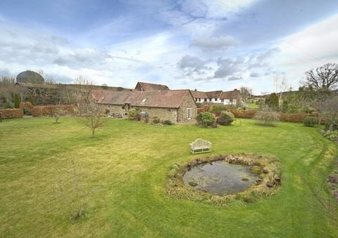 Nacklestone Barn, Blackbridge, near Leintwardine, Shropshire