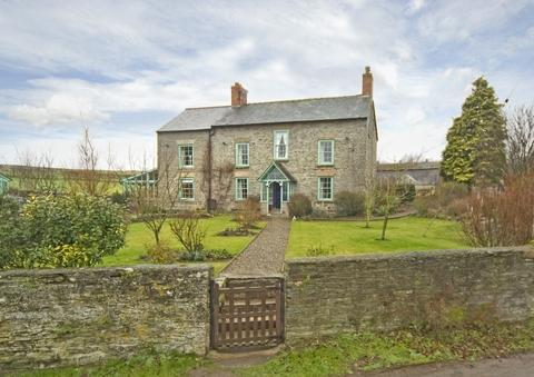 Charming property with annexe in Guilden Down, Clun