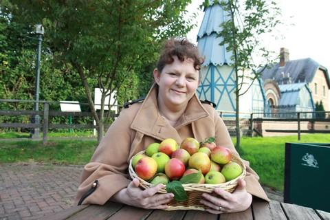 Sarah Thompson says Apple Fest will be bigger and better this year