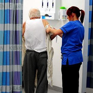 Half of UK spending could be taken up by health and social care services in half a century, it has been claimed