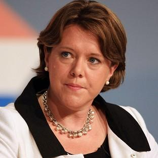 Culture Secretary Maria Miller said there was 'significant support' from key Tory activists around the country for the gay marriage legislation