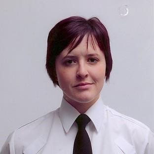 Ludlow Advertiser: Constable Philippa Reynolds, 27, who died when the unmarked police car she was travelling in turned into the path of a stolen 4x4 in Londonderry (PSNI)