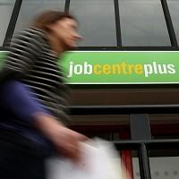 Unemployment fell by 14,000 between October and December, official figures show