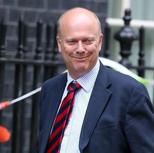 Justice Secretary Chris Grayling has been asked by the PM to develop a 'residency test' to ensure migrants did not get automatic access to legal aid