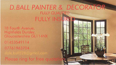 D.Ball Painter & Decorator