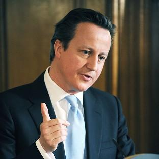 Prime Minister David Cameron insisted he was sticking to traditional Tory values