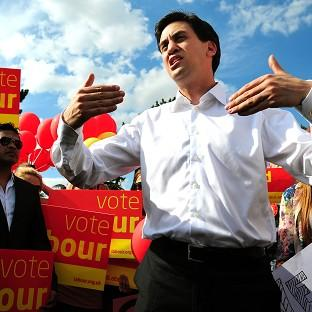 Labour leader Ed Miliband said the issue is 'a test of politics'