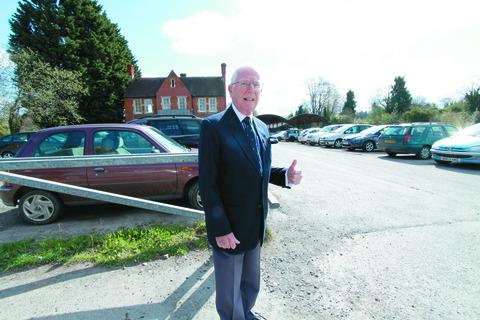 Ludlow Advertiser: Coun Penn on the site of the proposed store