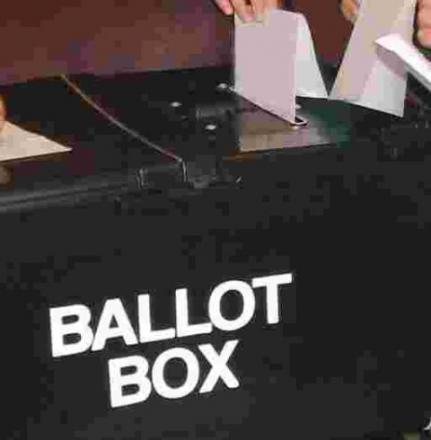 Ludlow people are being urged to make sure they can vote at the forthcoming elections to the European Parliament.